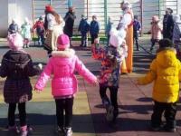 16 февраля в нашем детском саду прошёл праздник Масленицы с участием детей всех возрастных групп.
