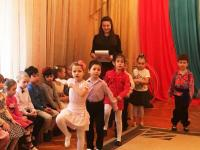 В детском саду прошли музыкально-спортивные праздники, посвященные 23 февраля