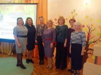 Методическое объединение учителей-логопедов дошкольных учреждений г. Симферополя.