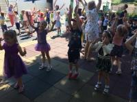 1 июня в нашем детском саду прошёл праздник «День защиты детей».